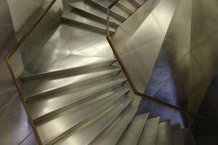 m20 - stairwell, Madrid