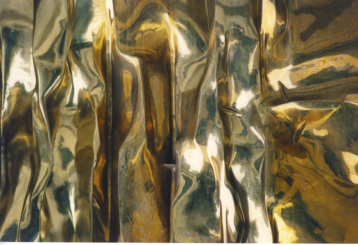 th14 - bronze sculpture