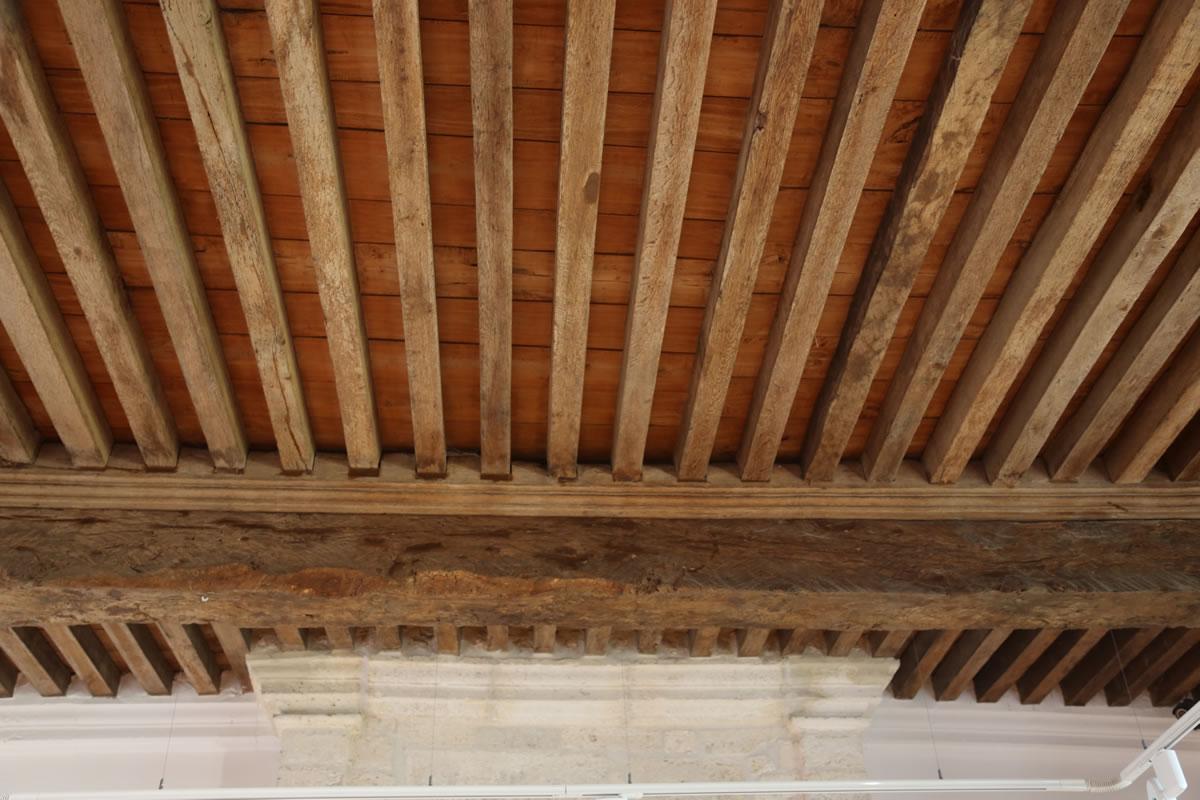 pl10 - ceiling, Bergerac